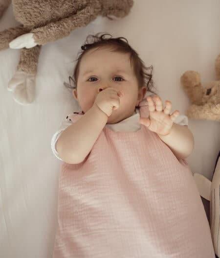 gigoteuse turbulette naissance bébé made in france lit - dans les nuages
