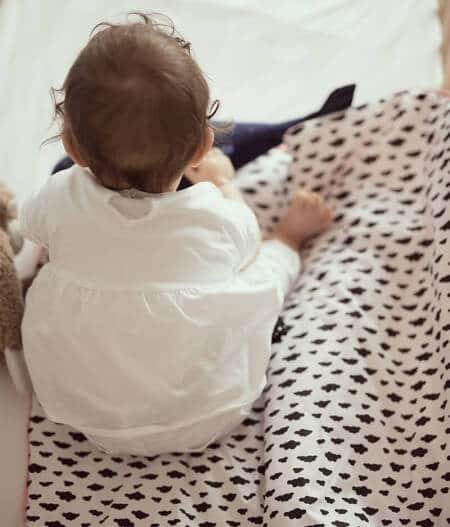gigoteuse turbulette naissance bébé made in france assis - dans les nuages