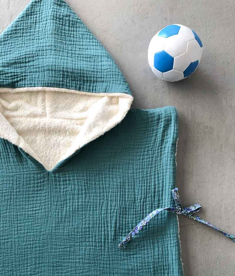 Poncho-made-in-france