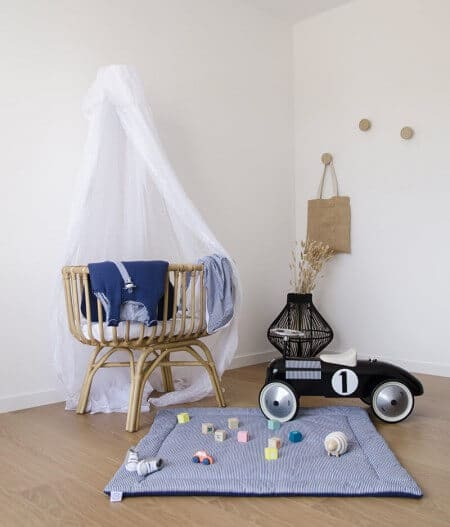 tapis de jeu bébé personnalisé made in france coté - cocorico