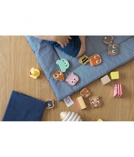 tapis de jeu bébé personnalisé made in france tapis - cocorico