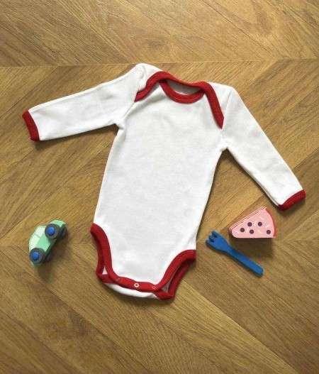 bodie-bébé-made-in-france-oeko-tex-rouge