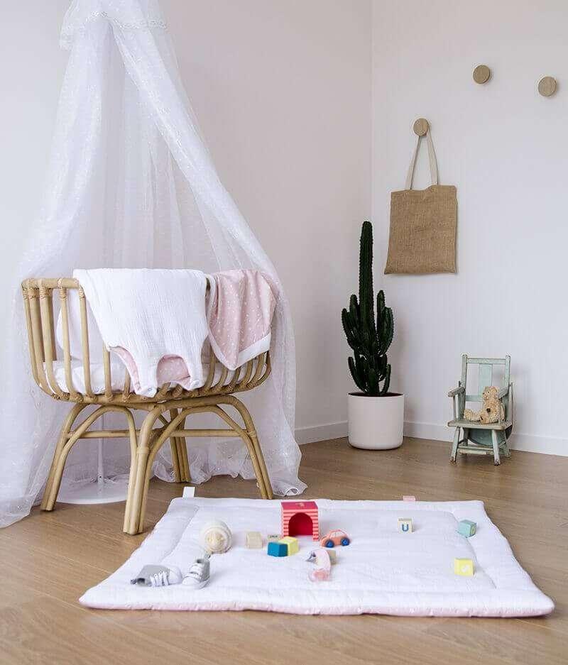 tapis de jeu bébé personnalisé made in france - jusqu'aux étoiles