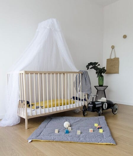 tapis de jeu bébé personnalisé made in france coté- colonel moutarde