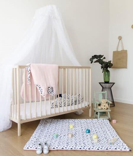 tapis de jeu bébé personnalisé made in france coté - dans les nuages