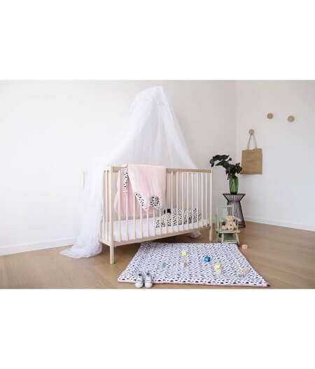 tapis de jeu bébé personnalisé made in france lit - dans les nuages