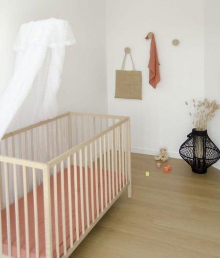 drap-housse-bébé-made-in-france-terracotta
