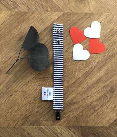 attache tétine made in france - La collection - cocorico